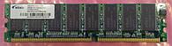 """Оперативна пам""""ять Elixir M2U25664DS88B3G-5T, 256Mb, DDRI"""