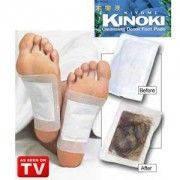 Пластырь для вывода токсинов из организма Kinoki
