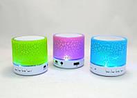 Оригинальная Bluetooth колонка A9 с подсветкой