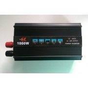 Преобразователь напряжения 12V-220V UKC 1000W Вт.