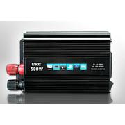 Преобразователь напряжения 12V-220V UKC 500W Вт