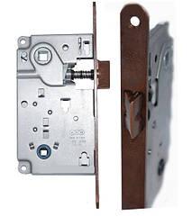 Механизмы для дверей AGB Centro WC AN античная бронза