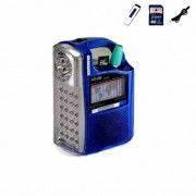 Радиоприемник фонарь NNS NS040 USB/FM/SD
