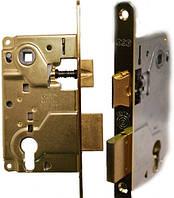 Механизмы для дверей AGB Centro ЕВРО латунь