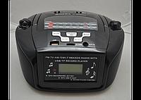 Стерео радио JUNCDA JC-1208 с дисплеем и посветкой