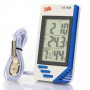 Термометр с гигрометром KT-908