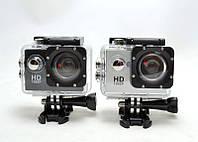 Экшн камера A7 + Компактная и Удобная Водонепроницаемый бокс
