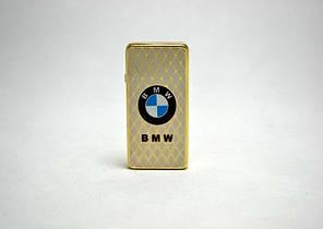Электроимпульсная зажигалка USB BMW Elite