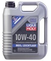 LIQUI MOLY MoS2 Leichtlauf SAE 10W-40 (Молибден) 5л.