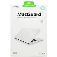 Пленка защитная JCPAL 3 in 1 set для MacBook Pro 15 (JCP2046)