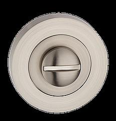 Накладка WC матовый никель MVM T2 SN