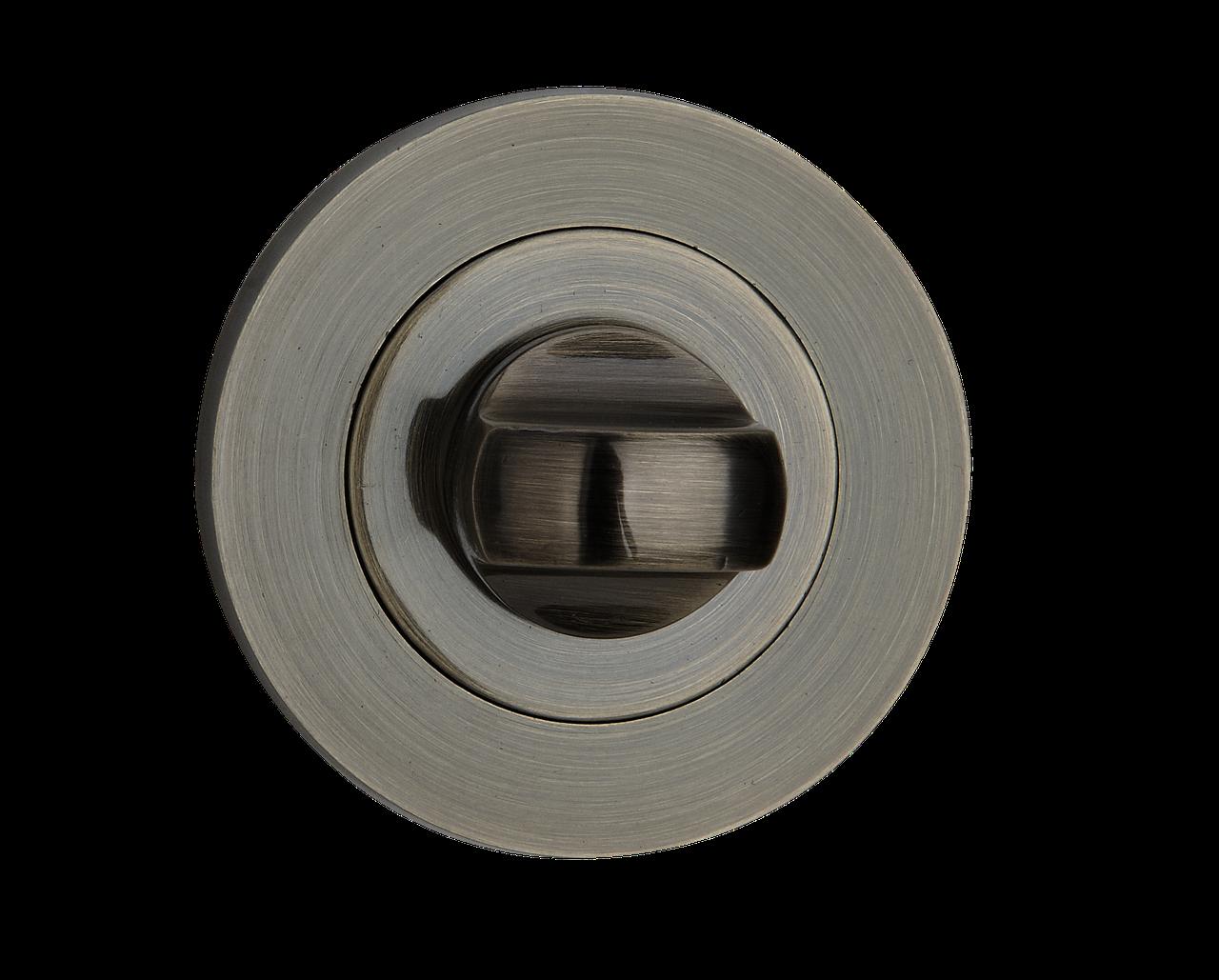 Накладка под WC старая бронза MVM T2 AB