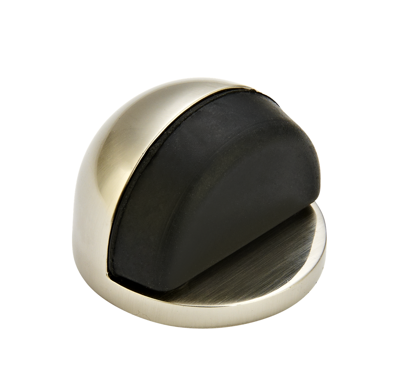 Упор дверной (30х43 мм) матовый никель LINDE M-42L SN