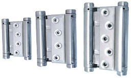 Петли двухстороннего открывания MERT 150/165 мм, хром 36