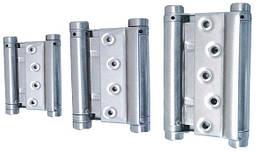 Петли дверные двусторонние MERT 95/75 мм, хром 29