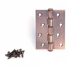 Петля для дверей APECS 100/75-B4-AC