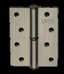Дверная петля правая сьемная (100/75/2мм) матовая бронза  MVM Н 100 R