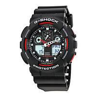 Часы мужские Casio G-Shock GA-100-1A4ER