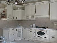 Кухни с деревянными фасадами Глория
