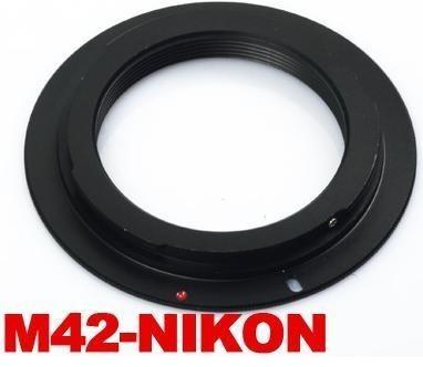 Переходник М42 Nikon