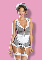 Эротический костюм горничной Obsessive Housekeeper