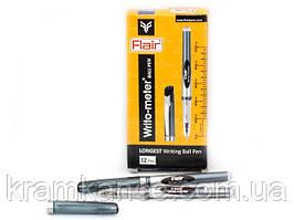 Ручки шариковые Flair-Writometer черн. (10 км)