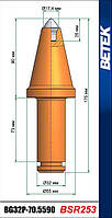 Резец BG32P-70.5590 (BSR253) / замена РТМ 32.88.90