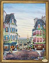 Набор для вышивки с бисером Париж