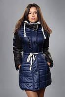 Красивая зимняя молодежная куртка. Опт и розница