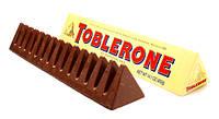 Швейцарский молочный шоколад Tobleron с медом и миндальной нугой, фото 1
