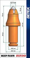Резец BG32P-70.5070 (BSR248) для комбайнов T-Machinery МВ