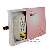 Чай Пуэр цветочный Китайский эксклюзив Календула-ромашка прессованный 200г