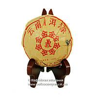 Чай Пуэр Шу Гнездо ласточки прессованный 100г