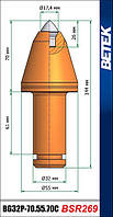 Резец BG32P-70.5570С (BSR269)