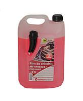 Антифриз PLAX Antifreeze / Coolant G12 красный (5л)
