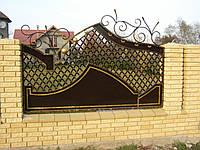 Заборы кованые Світлана