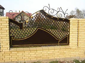Забор кованый Світлана ( Светлана)