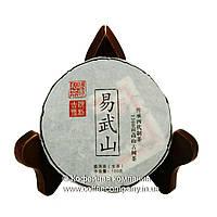 Чай Пуэр Шен Дикий Провинциальный прессованный 100г