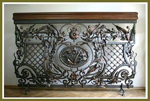 Перила кованые Династия, фото 2