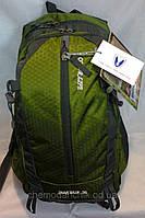 Рюкзак  молодежный Color life L1539 Зеленый
