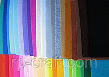 Набор фетра, 40 цветов, 40 штук, 30х30 см