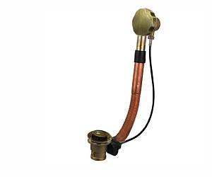 Автоматический слив-перелив для ванны Bianchi SCRVSC365000#VOT бронза