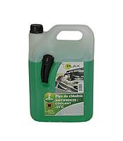 Антифриз PLAX Antifreeze / Coolant G11 зеленый (5л)