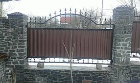 Забор кованый Профіт ( Профит)
