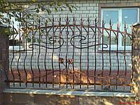 Заборы кованые Вікон