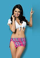 Эротический игровой костюм школьницы Obsessive Juicy Schoolgirl