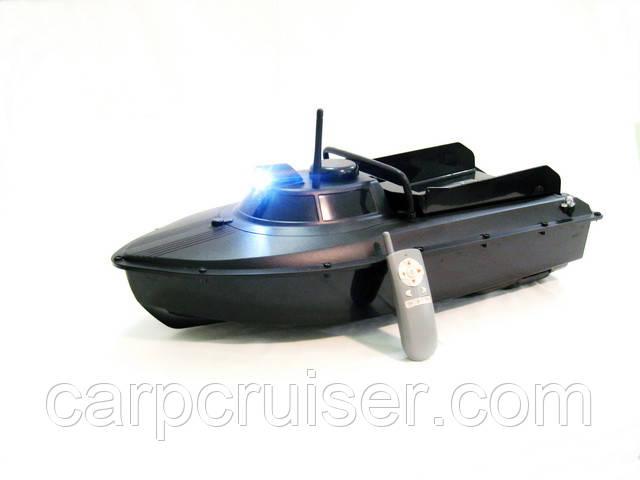 кораблик для прикормки jabo 2al grey