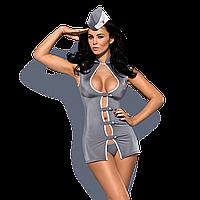 Эротические игровые костюмы для женщин Obsessive Stewardess