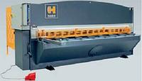 Ножницы гильотинные гидравлические с нижним расположением рабочих цилиндров серии TS/TSX