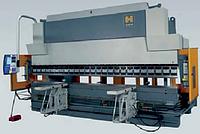 Прессы листогибочные гидравлические ЧПУ серии ERM (до 8-и осей)